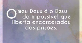 O meu Deus é o Deus do impossível - Alda Célia