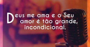 Deus me ama e o Seu amor é tão gr - Mariana Valadão