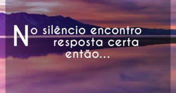 No silêncio encontro resposta cer - Preto no branco e Gabriela Rocha