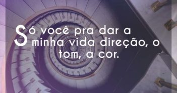 Só você pra dar a minha vida dire - Guilherme Arantes