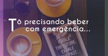 Tô precisando beber com emergênci - Jefferson Moraes