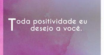 Toda positividade eu desejo a voc - Chorão