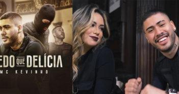 Novo Hit MC Kevinho – Credo que Delícia Clipe Oficial (Videoclipe )