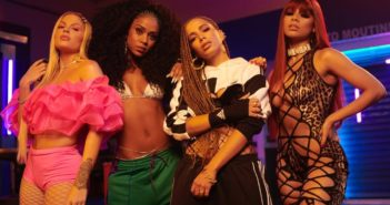 Anitta, Lexa, Luisa Sonza feat MC Rebecca - Combatchy - Warner
