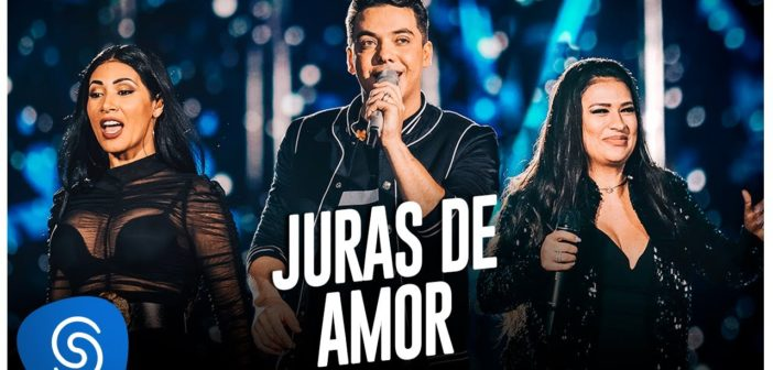 Wesley Safadão - Juras de Amor (part. Simone & Simaria) [Garota VIP Rio de Janeiro Deluxe]