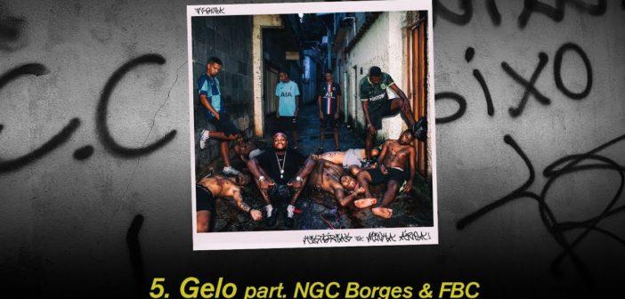 5. Djonga - Gelo pt. NGC Borges & FBC