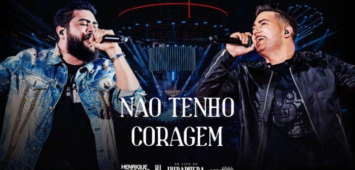 Henrique e Juliano - NÃO TENHO CORAGEM - DVD Ao Vivo No Ibirapuera