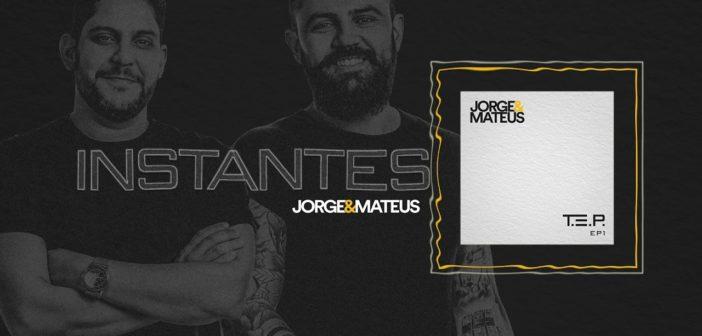 Jorge & Mateus - Instantes - T.E.P (Áudio Oficial)