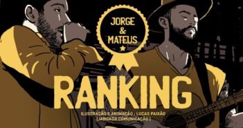 Jorge & Mateus - Ranking - T.E.P (Lyric Vídeo Oficial)