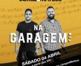 LIVE do JORGE E MATEUS na GARAGEM ao Vivo YouTube 04-04-2020