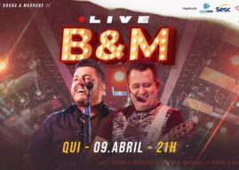 Live Youtube ao Vivo Bruno e Marrone