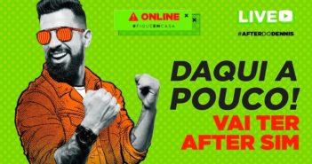 Live Youtube ao Vivo-Dennis DJ-quarta-feira 8-04-20