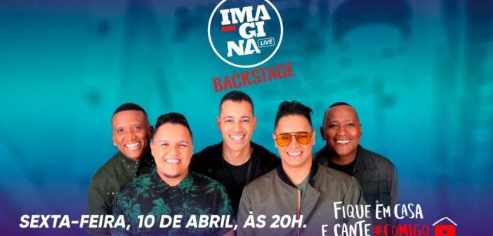 Live Youtube ao Vivo-IMAGINAsamba-sexta-feira 10-04-20