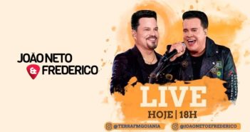 Live Youtube ao Vivo-João Neto e Frederico-domingo 5-04-20