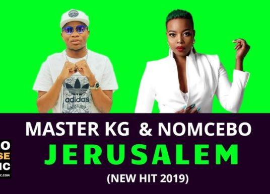 Música Mais Tocadas Jerusalema 2020