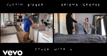 Ariana Grande & Justin Bieber - Stuck with U (Official Video) com letras - baixar - vídeo