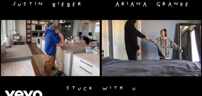Ariana Grande & Justin Bieber - Stuck with U (Official Video) com letras - baixar - vídeo