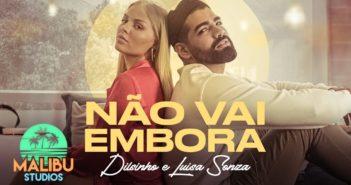 Não Vai Embora - Dilsinho & Luísa Sonza com letras - baixar - vídeo