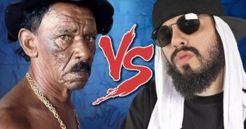 Tiringa Vs. Mussoumano - Batalha de Youtubers com letras - baixar - vídeo