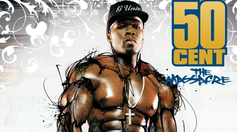 Album The Massacre 50 Cent