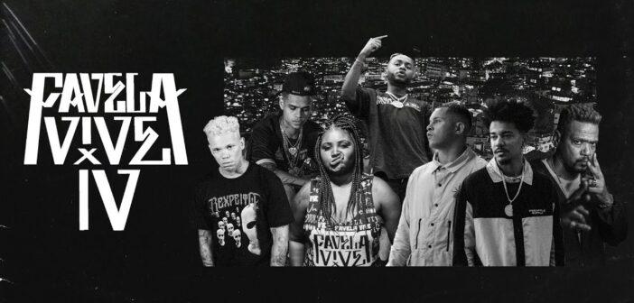 Favela Vive 4 - Letra com letras - baixar - vídeo