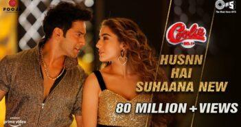 Husnn Hai Suhaana New - Coolie No.1| VarunDhawan | Sara Ali Khan | Chandana