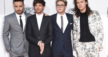 One Direction na premiação American Music Awards 2015