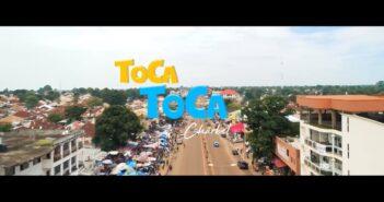 Charbel - Toca Toca 4k com letras - baixar - vídeo