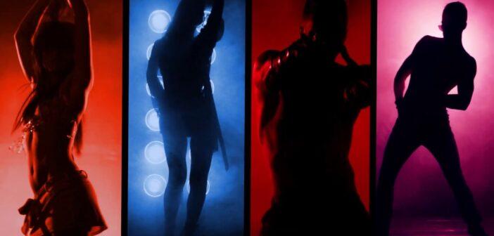 Preto show - Anitta - Dança assim prod by : Teo no beat com letras - baixar - vídeo