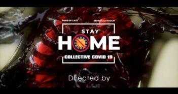 STAY HOME Collective COVID 19 CLiP  2020 com letras - baixar - vídeo