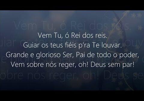 Invocação e Louvor letras - baixar - vídeo Harpa Cristã