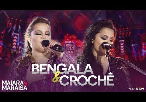 Bengala e Crochê com letras - baixar - vídeo