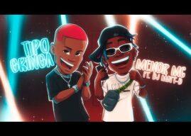 Menor MC – Tipo Gringa feat. DJ Matt-D – Satélite Funk