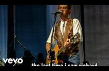 The Last Time I Saw Richard com letras - baixar - vídeo