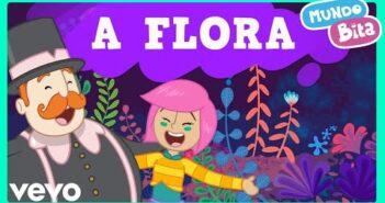 A Flora ft. Larissa Lisboa com letras - baixar - vídeo