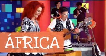 África com letras - baixar - vídeo