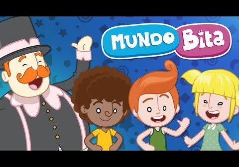 BEM-VINDO AO MUNDO BITA com letras - baixar - vídeo