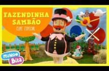 Fazendinha Sambão ft. Filipe Escandurras com letras - baixar - vídeo