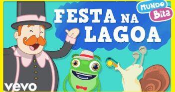 Festa na Lagoa – Vídeo infantil com letras - baixar - vídeo