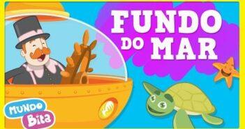 Fundo do Mar [clipe infantil] com letras - baixar - vídeo