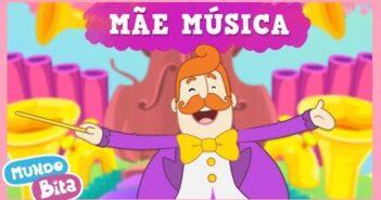 Mãe Música ft. Vanessa da Mata com letras - baixar - vídeo