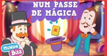 Num Passe de Mágica com letras - baixar - vídeo