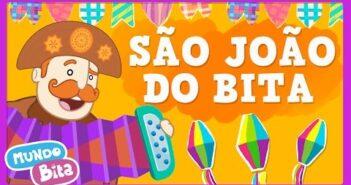 São João do Bita [clipe infantil] com letras - baixar - vídeo