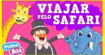 Viajar pelo Safari [ clipe infantil ] com letras - baixar - vídeo