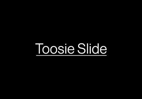 Toosie Slide com letras - baixar - vídeo