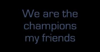We Are The Champions com letras - baixar - vídeo