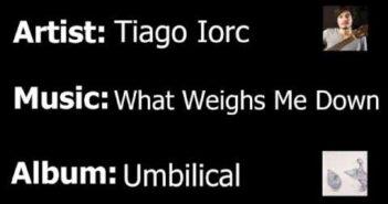 What Weighs Me Down com letras - baixar - vídeo