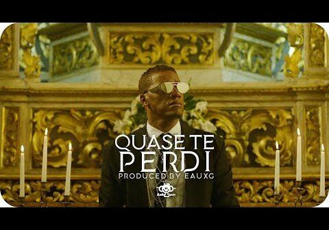 Anselmo Ralph - Quase Te Perdi (Video Oficial) Prod By EauxG