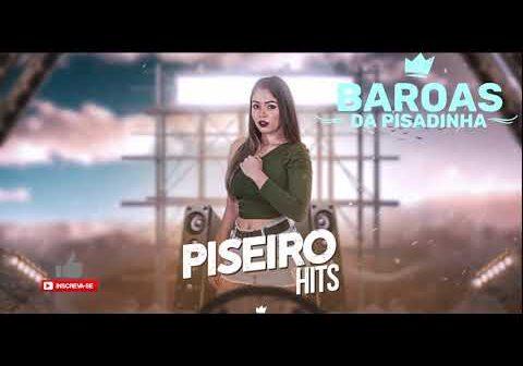 Baroas Da Pisadinha -  Cd Completo Agosto 2021 #PiseiroHit