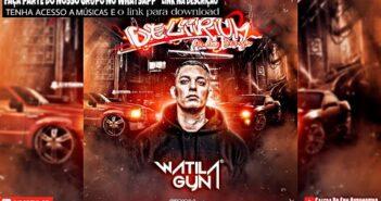 CD DELIRIIUM ÁUDIO DESIGN - ELETRO FUNK - DJ WATILA GYN